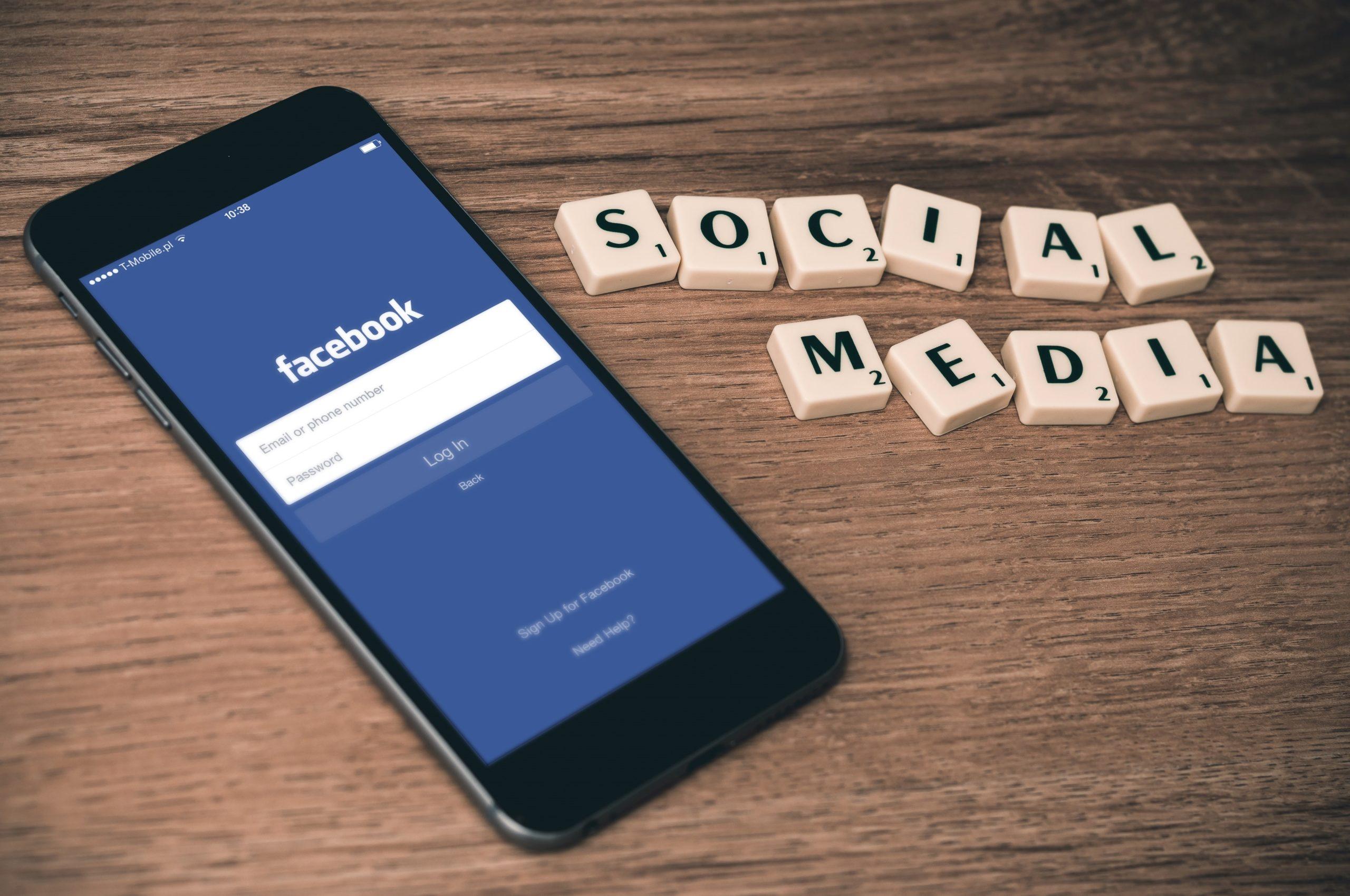 Közösségi oldalak kezelése - Facebook